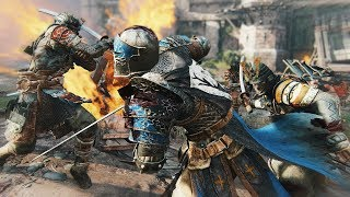 [RUS]🔴For Honor | Качаем Арамуси🔴