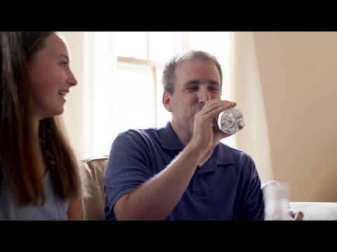 Illinois Family Ends their Fear of Running Out with ReadyRefresh℠ by Nestlé​®