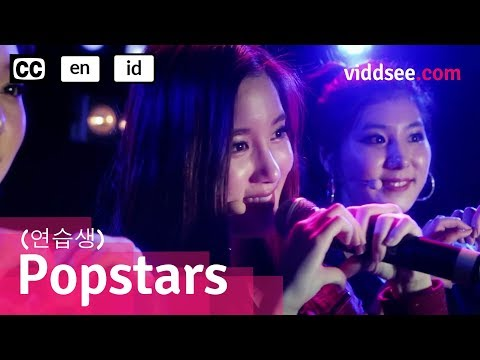 Popstars -  This Kpop Idol Trainee Would Do Anything To Be In The Spotlight // Viddsee.com