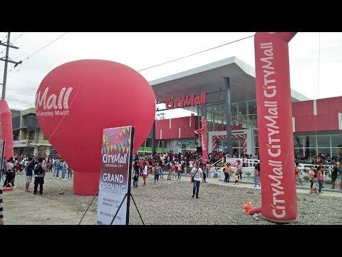 Bonggang Grand Opening ng CiTYMall Koronadal City (Nov. 8, 2017)
