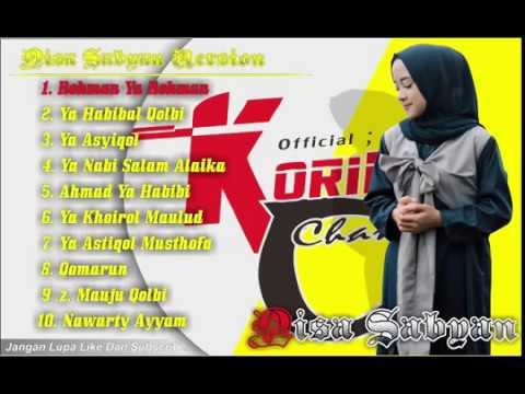 Merdu Nisa Subyan 10 Lagu top religi