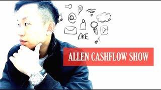 兩本書兩個重點:獲利優先 + 大腦衝浪 #AllenCashflowShow #Episode06 #正能量