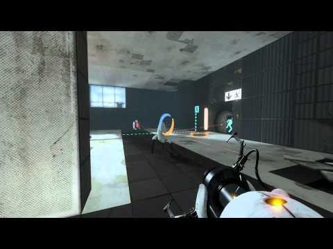 X280 - Portal 2 - 007 - It's Less Complicated Than I Make It