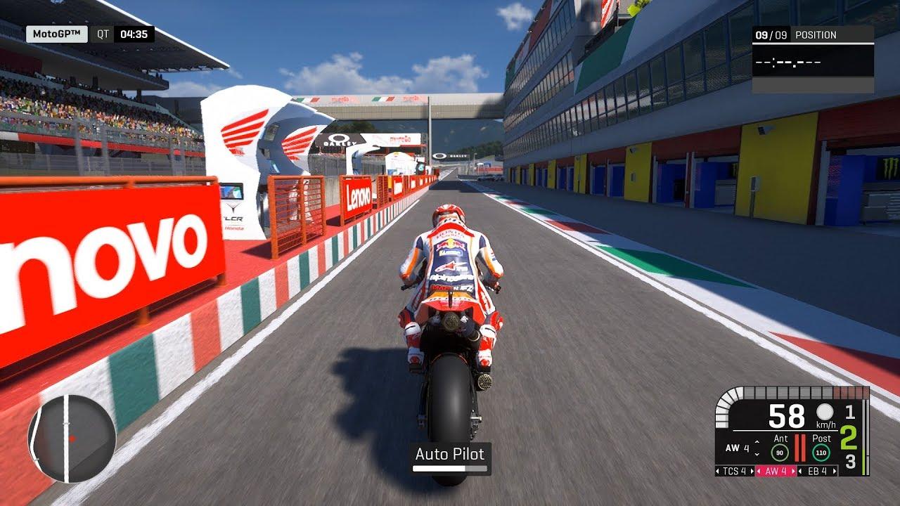 MotoGP 19 – Multiplayer Gameplay (PC HD) [1080p60FPS]