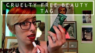 Cruelty-Free Beauty TAG | TAG Tuesdays
