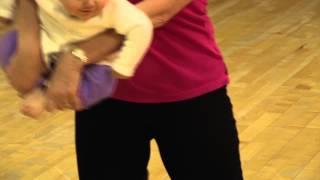 Baby Yoga Basket Swing - All Generations Yoga