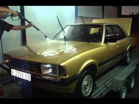 Ford Taunus 1980 - YouTube
