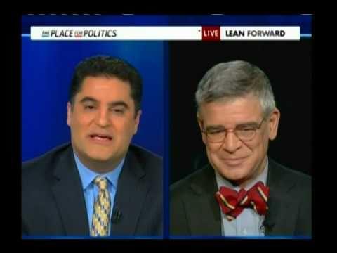Cenk Vs Economist On Liberal America