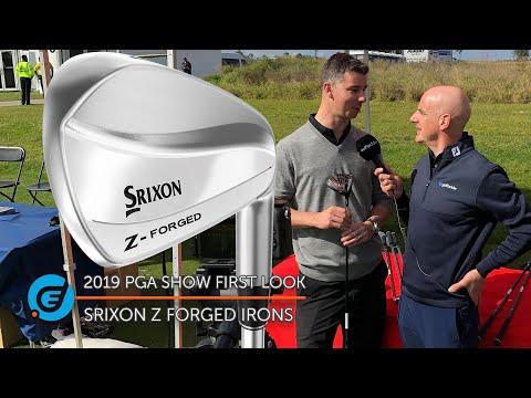 SRIXON Z FORGED IRONS