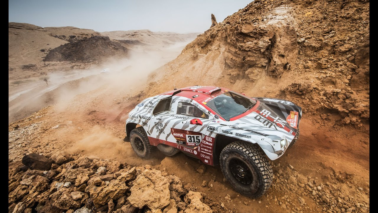 The Rookie & The Racer: The Story of Rebellion Racing at Dakar 2021, Pt.2