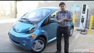 2016 Mitsubishi iMiEV Test Drive Video Review – Cheap Electric Car