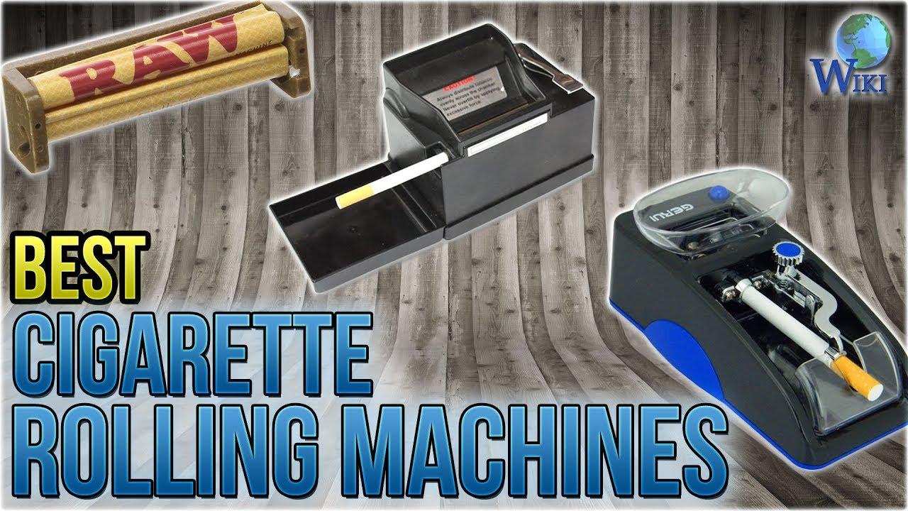 10 Best Cigarette Rolling Machines 2018
