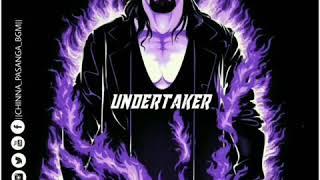 Undertaker unknown ringtone 2019 -