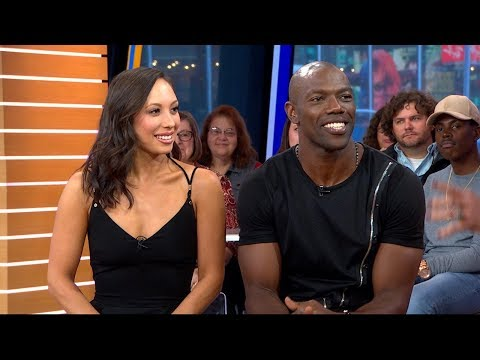 Terrell Owens and Cheryl Burke open up about their shocking elimination from 'DWTS'
