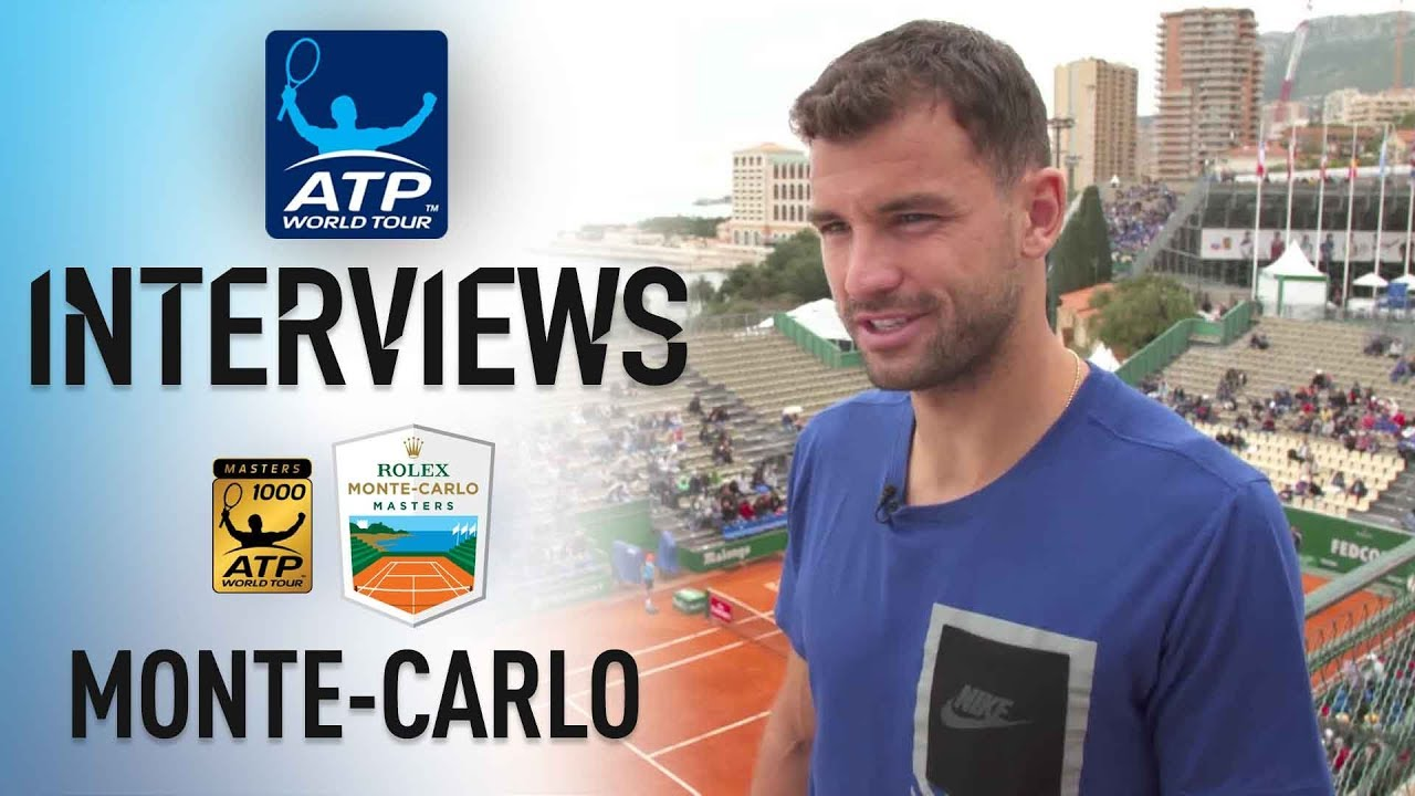 Dimitrov: 'It's Nice To Be Home'