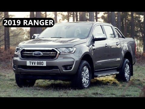 2019 Ford Ranger LIMITED (EU Spec)