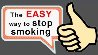 The easiest way to quit smoking