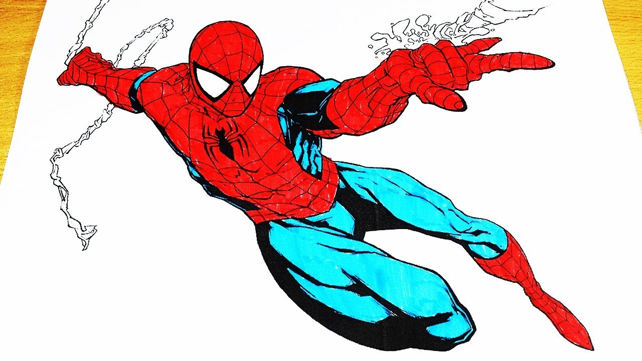 Coloring Pages Spiderman Coloring Videos Spiderman Coloring Book 2018 Spiderman Videos Youtube