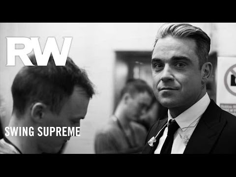 Robbie Williams | 'Swing Supreme' | Swings Both Ways Official Track