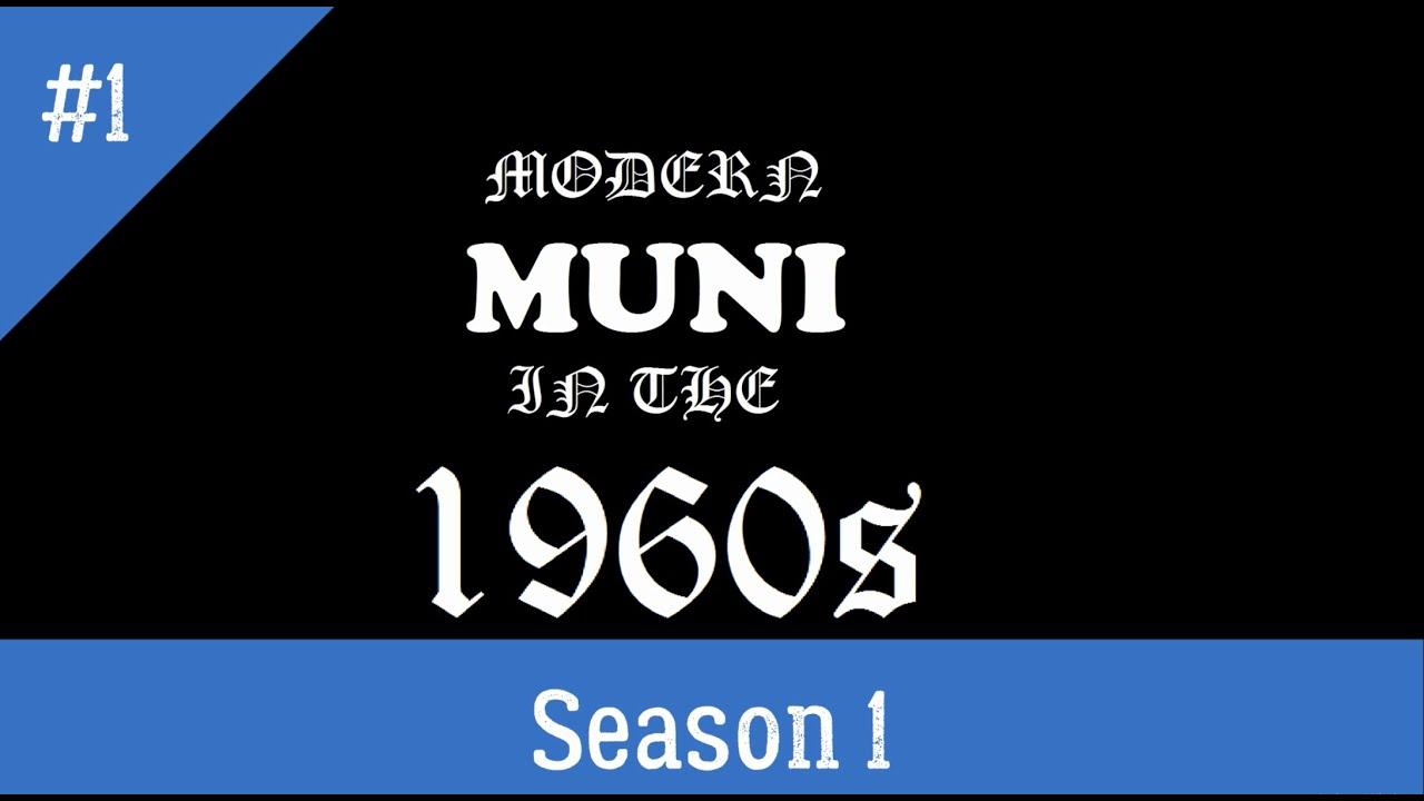 Download Modern MUNI in the 1960s (Season 1, Episode 1) | Full Episode | Bus IDs: 8509/8523, 37-Corbett