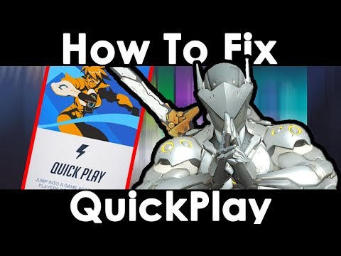 How To Fix Quickplay