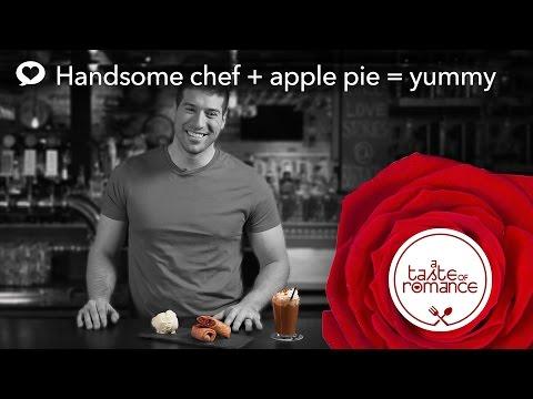 A Taste of Romance: Apple Pie Chimichangas