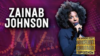 Zainab Johnson - Opening Night Comedy Allstars Supershow 2018