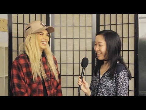 The Permanent Rain Press Interview with Hayley Kiyoko