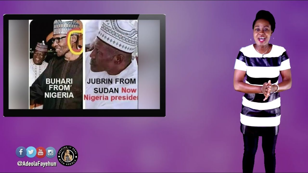 Is It Buhari Or Jubril From Sudan? Did Bishop Oyedepo Misinform Church Members? South Africa