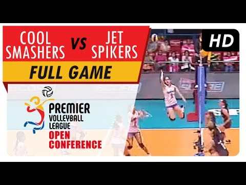 Cool Smashers vs. Jet Spikers | WV Full Game | 1st Set | PVL Open Conference | July 9, 2017