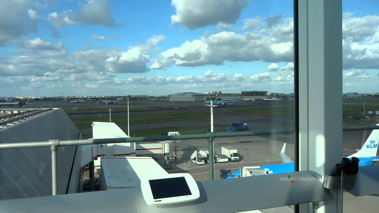 The Heathrow Observation Deck Is Back Well Sort Of