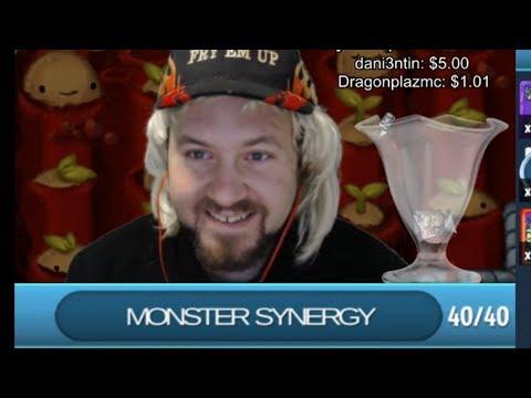 """Monster Synergy"" Halloween Deck"
