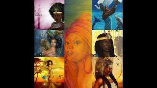 Amazing Spiritual Power of Black Cats,  African Queens & Goddesses | REAL History Lesson