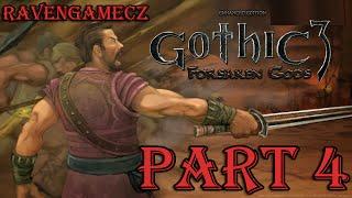 CZ let's play-Gothic 3:Forsaken Gods / #4 / Ve jménu krále!-KONEC