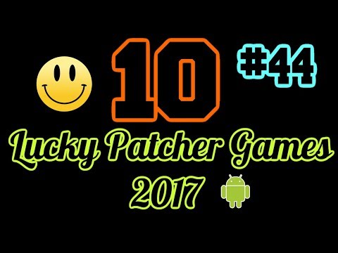 10 Lucky Patcher Android No Root Games List #44 November 2017