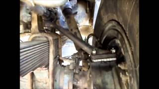ГАЗ 3308 Ремонт рамы