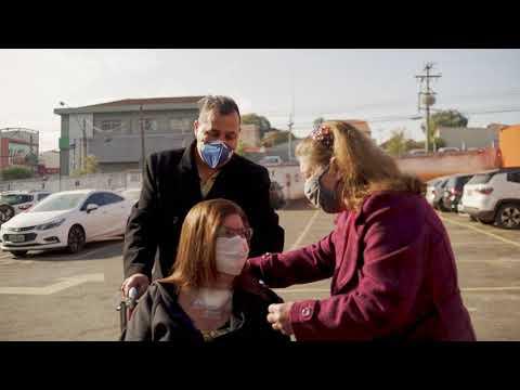Após ser intubada três vezes por Covid-19, dona de casa tem alta em Americana