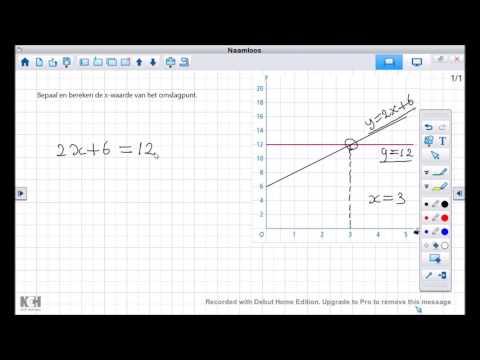 Wiskunde - Rekenen met letters - Breuken met letters vereenvoudigen - Algebra from YouTube · Duration:  7 minutes 17 seconds