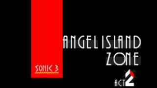 Sonic 3 Music: Angel Island Zone Act 2 [extended]