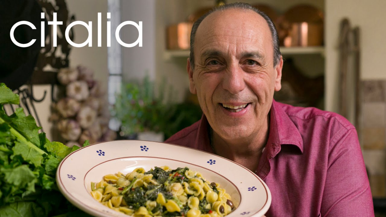 Gennaro Contaldos Orecchiette Pasta With Turnip Tops Recipe