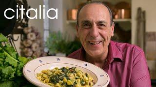 Gennaro Contaldo's Orecchiette Pasta with Turnip Tops Recipe | Citalia