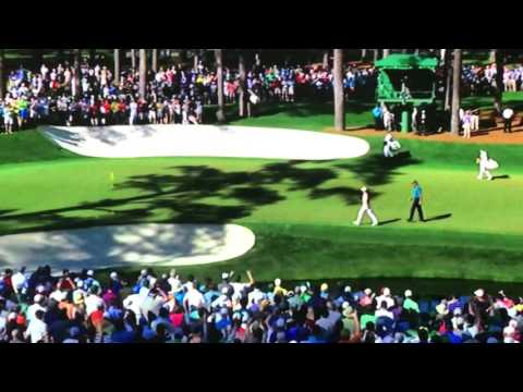 April 9, 2017 Matt Kuchar - The most unselfish hole in one ever! #kuchar #bridgestonegolf
