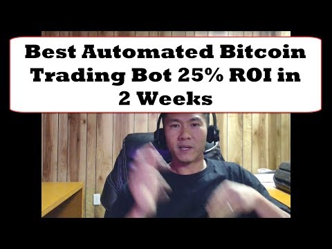 Best automated bitcoin btc robot trading bot with 25% ROI HAAS Online Mad Hatter Strategy