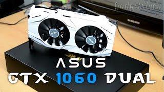 Обзор и распаковка Asus nvidia gtx 1060 dual