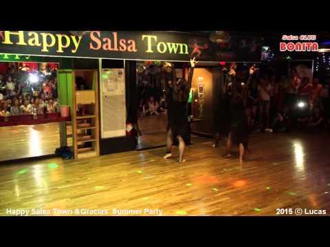 BO_091  바사라 프로젝트_ Happy Salsa Town & Gracias  Summer Party   안�