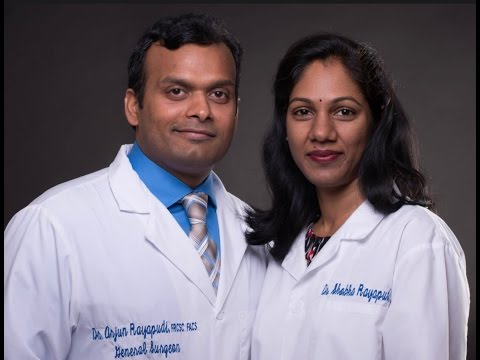 Drs. Arjun & Shobha Rayapudi: Share insights about transitioning to a plant based lifestyle.