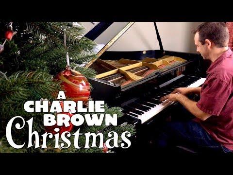 Charlie Brown Christmas - O Tannenbaum (Euphonium, Tuba, Piano Cover)