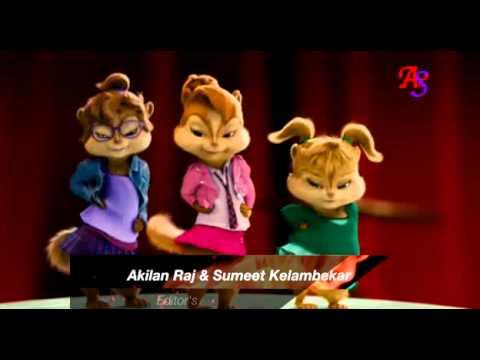 Chipmunks Chikni Chameli BY Akilan & Sumeet