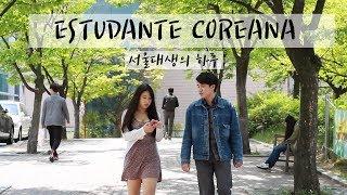Como é o dia de uma estudante coreana? | Coreaníssima
