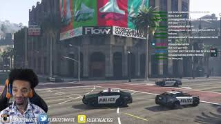 FlightReacts Gets TROLLED \u0026 Happy After He Finally Completes The Pacific Standard Heist on GTA 5😂